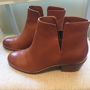 Cole Haan ankle boots